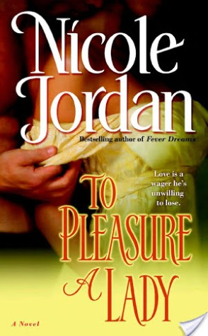 Guest Review @ TGTBTU: To Pleasure a Lady by Nicole Jordan