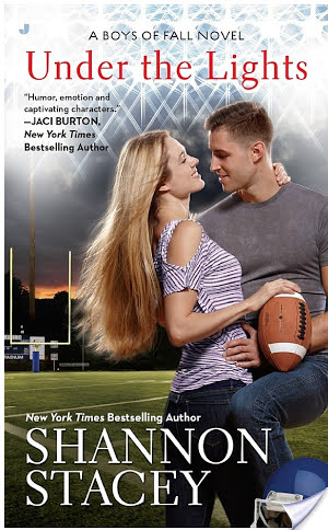 Guest Review: Under the Lights by Shannon Stacey