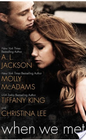Guest Review: When We Met by A.L. Jackson, Molly McAdams, Tiffany King and Christina Lee