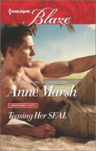Guest Review: Teasing Her SEAL by Anne Marsh