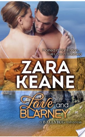 Guest Review: Love and Blarney by Zara Keane