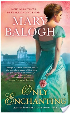 Guest Review: Only Enchanting by Mary Balogh