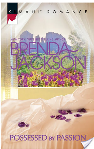 Guest Review: Possessed by Passion by Brenda Jackson