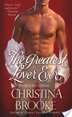 Guest Review: The Greatest Lover Ever by Christina Brooke