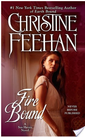 Joint Review: Fire Bound by Christine Feehan