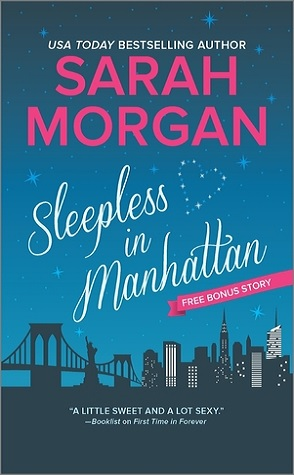 Guest Review: Sleepless in Manhattan by Sarah Morgan