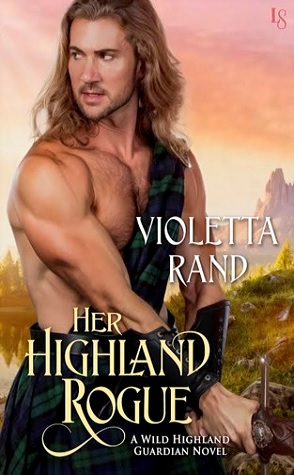 Guest Review: Her Highland Rogue by Violetta Rand