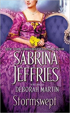 Guest Review: Stormswept by Sabrina Jeffries writing as Deborah Martin