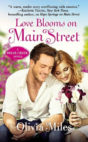 Guest Review: Love Blooms on Main Street by Olivia Miles