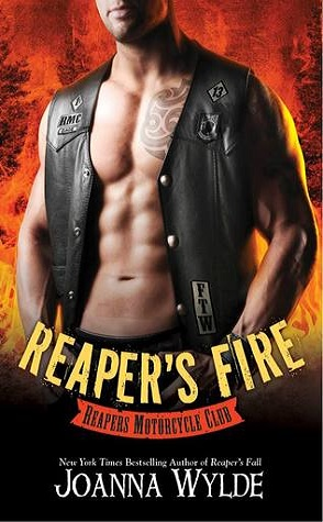 Guest Review: Reaper's Fire by Joanna Wylde