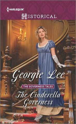 Guest Review: The Cinderella Governess by Georgie Lee