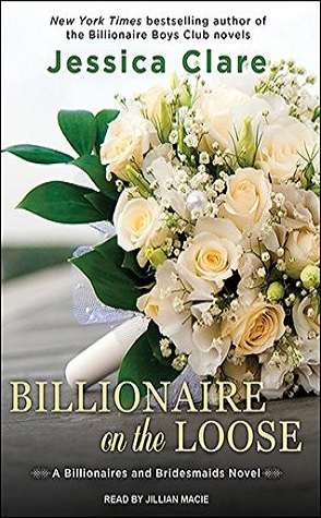 Guest Review: Billionaire on the Loose by Jessica Clare