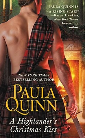 Guest Review: A Highlander's Christmas Kiss by Paula Quinn