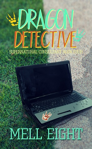 Guest Review: Dragon Detective by Mell Eight