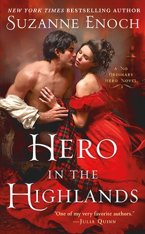 Guest Review: Hero in the Highlands by Suzanne Enoch