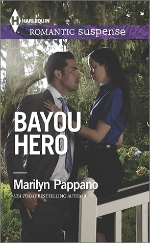 Guest Review: Bayou Hero by Marilyn Pappano