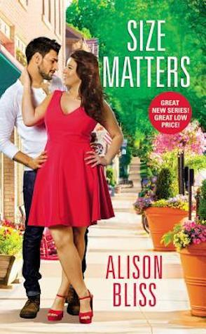 Review: Size Matters by Alison Bliss