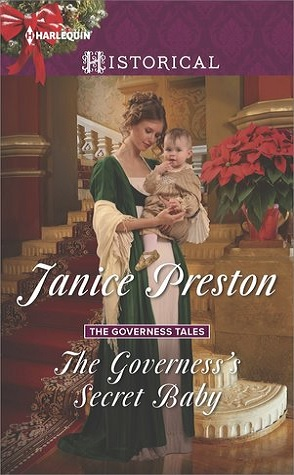 Guest Review: The Governess's Secret Baby by Janice Preston