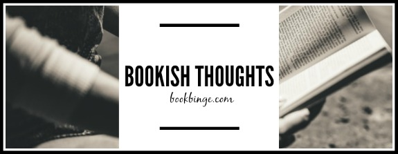 Bookish Thoughts: Series Obsession, Kristen Ashley and Print Reading