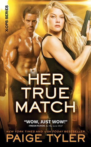 Guest Review: Her True Match by Paige Tyler