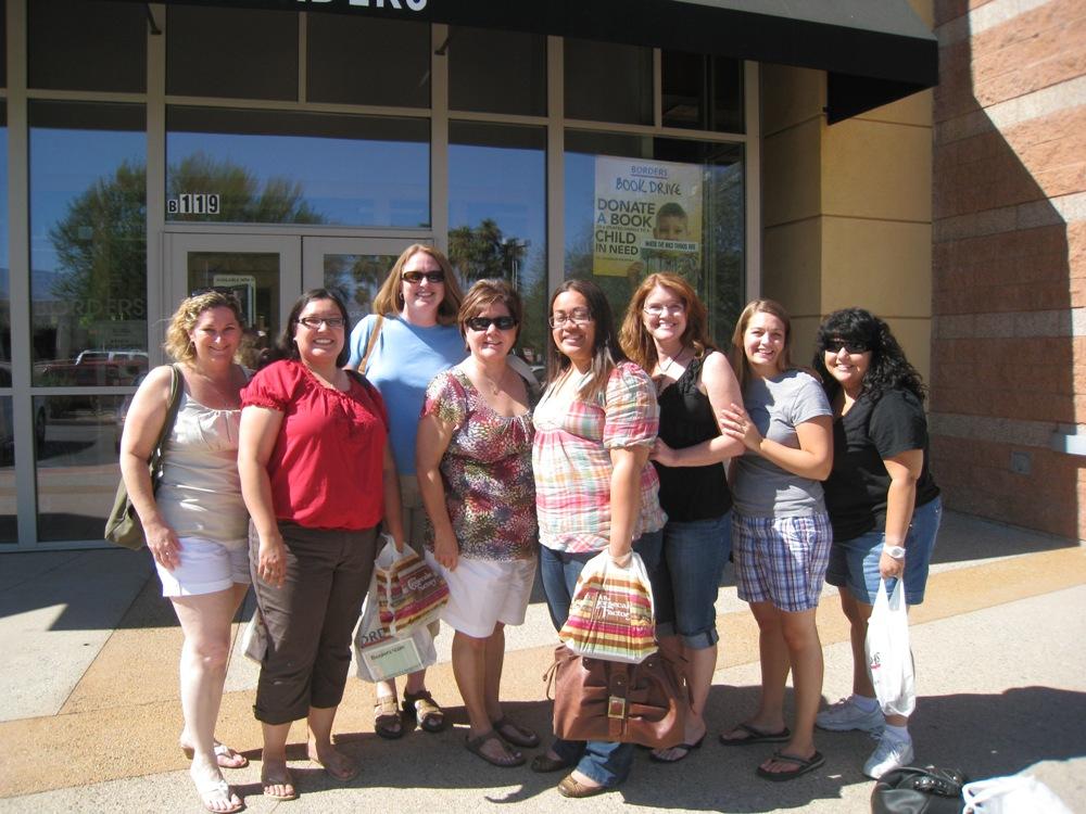 The Original So Cal Bloggers (plus Ames)