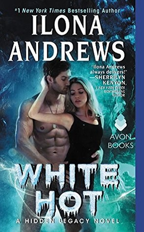 Guest Review: White Hot by Ilona Andrews