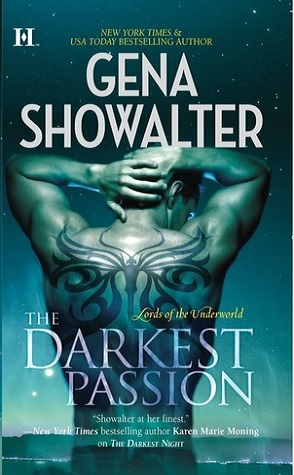 Publisher Spotlight Review: The Darkest Passion by Gena Showalter
