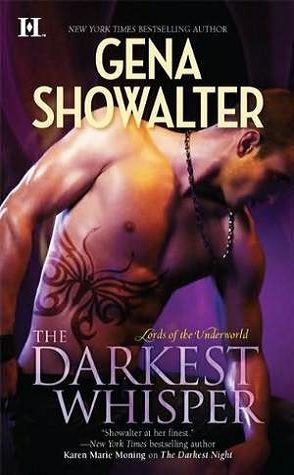 Review: The Darkest Whisper by Gena Showalter