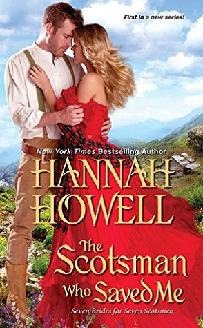 Guest Review: The Scotsman Who Saved Me by Hannah Howell