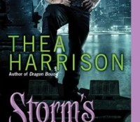 Lightning Review: Storm's Heart by Thea Harrison