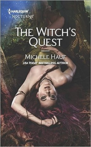 Guest Review: The Witch's Quest by Michele Hauf