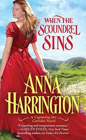 Guest Review: When the Scoundrel Sins by Anna Harrington