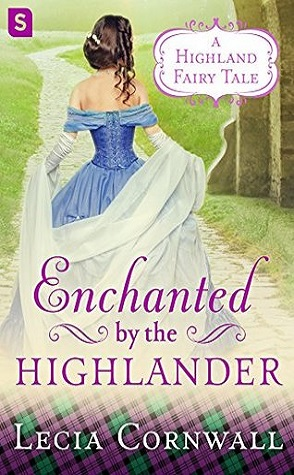 Guest Review: Enchanted by the Highlander by Lecia Cornwall