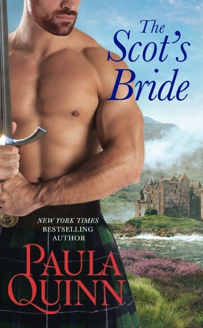 Guest Review: The Scot's Bride by Paula Quinn