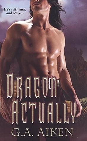 Review: Dragon Actually by G.A. Aiken