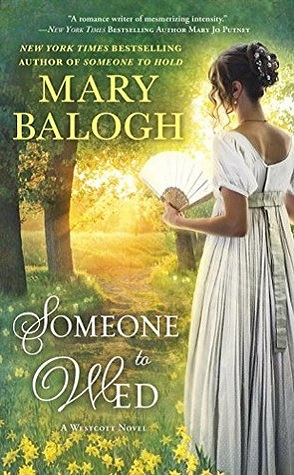 Guest Review: Someone to Wed by Mary Balogh