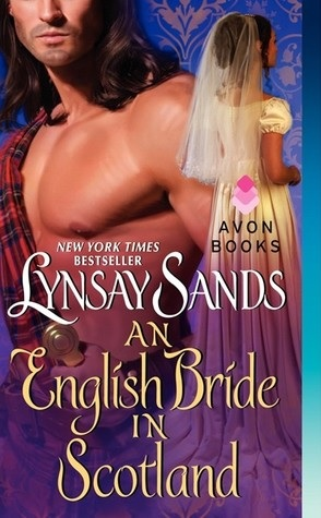 Guest Review:  An English Bride in Scotland by Lynsay Sands
