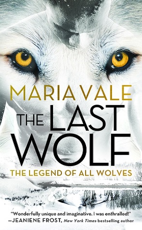 Guest Review: The Last Wolf by Maria Vale