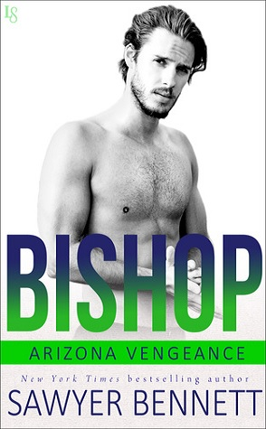Cover Reveal: Bishop by Sawyer Bennett