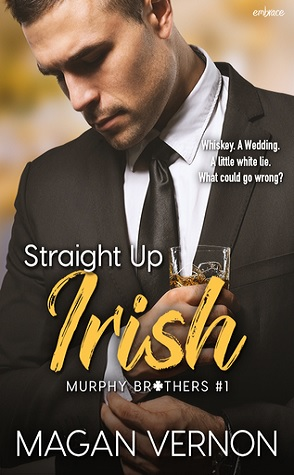 Guest Review: Straight Up Irish by Magan Vernon
