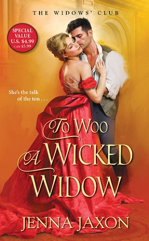 Guest Review: To Woo a Wicked Widow by Jenna Jaxon