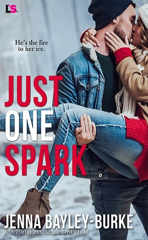 Guest Review: Just One Spark by Jenna Bayley-Burke