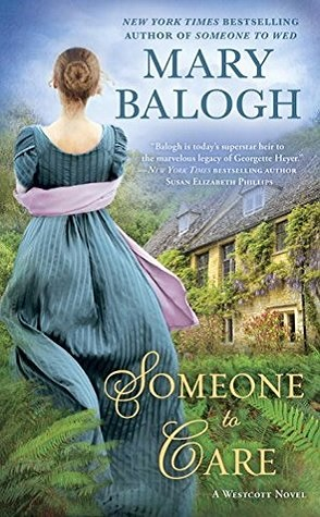 Guest Review: Someone to Care by Mary Balogh