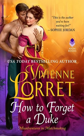 Guest Review: How to Forget a Duke by Vivienne Lorret