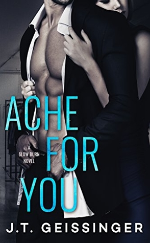 Joint Review: Ache for You by J.T. Geissinger