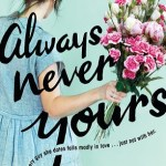 Always Never Yours by Emily Wibberley book cover