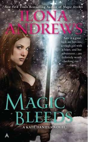 Blog Tour: Magic Triumphs by Ilona Andrews (+ Magic Bleeds Giveaway)