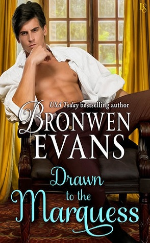 Guest Review: Drawn to the Marquess by Bronwen Evans