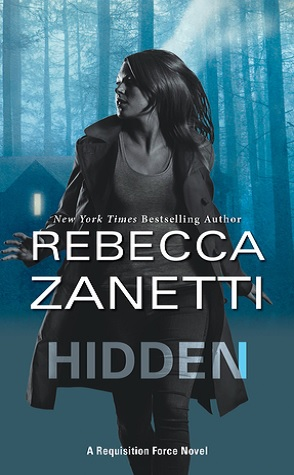 Guest Review: Hidden by Rebecca Zanetti