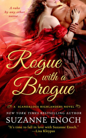 Review: Rogue with a Brogue by Suzanne Enoch
